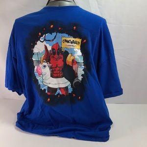 Loot Crate tee shirt Deadpool 4xl